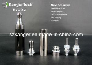 Dual Coils Atomizer Evod 2 pictures & photos