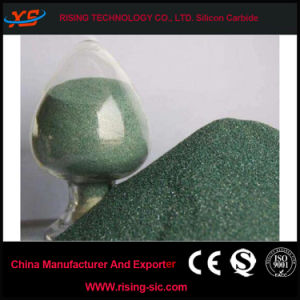 Green Silicon Carbide Abrasion Material