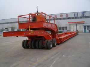 Hydraulic Modular Semi Trailer/Transportation Vehicle Traiers