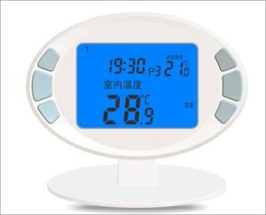 Wired Smart Home Temperature Controller