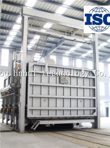 Trolly Type Gas High Temperature Heat Treatment Furnace
