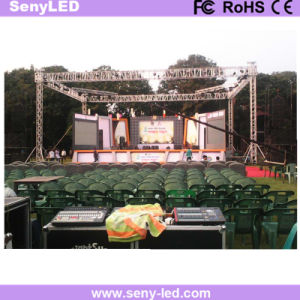 P4.81 Outdoor Full Color Video Display LED Screen for Rental Events pictures & photos