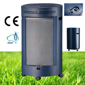 New 2.5kw Impulse Electric Ignition Catalytic Gas Heater pictures & photos