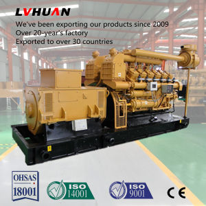 Best in China Generator Manufacturer Supplied 500kw Natural Gas Generator pictures & photos