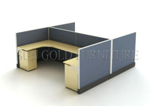 Office Cubicles Partitions, Office Workstation Furniture (sz-ws134) pictures & photos