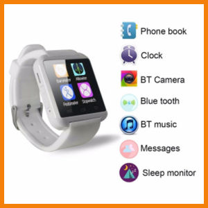 Touch Screen TFT LCD Rubber Sport Wirst Silicone Smart Watch