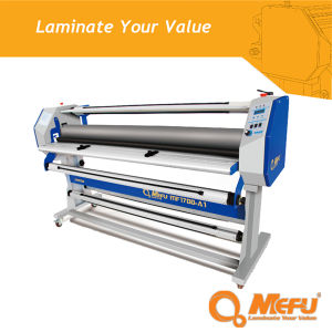 Mefu 64in Automatic Hot and Cold Laminator for PVC Film
