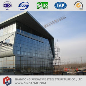 Sinoacme Prefabricated Light Steel Structure Bus Station pictures & photos