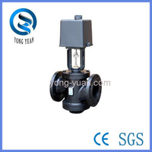 Dynamic Balancing Electric Control Valve (BSPF-200)