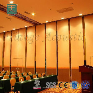Auditorium Wall Partitions Sliding Wall Panels & China Auditorium Wall Partitions Sliding Wall Panels - China Bi-Fold ...