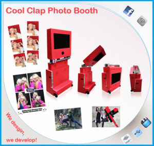 New Super Advertising Portable Photo Booth Good for Wedding Events Rental Business (CS-19)