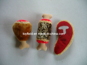 Dog Toy Squeaky Chew Bite Dental Pet Toy pictures & photos