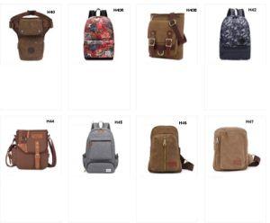 Vintage Canvas Satchel Messenger Shoulder Crossbody Sling Bag Kid′s Backpack  Men′s Backpack 5f98b7c1d23fc