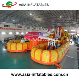 Custom Inflatable Rocket Bouncer for Sale pictures & photos