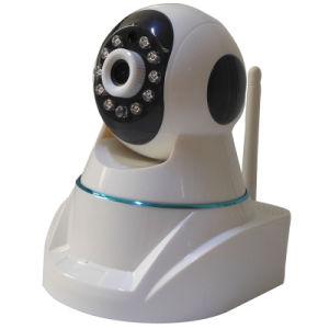 720p P2p CCTV Onvif WiFi Home Security Robot IP Camera