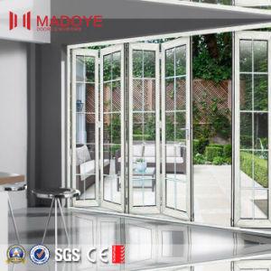 China Factory Price Exterior Aluminium Profile Glass Folding Door ...