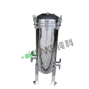 Polishing Stainless Steel Water Filter Housing in PP Cartridge pictures & photos