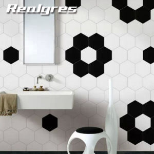 China Porcelain Tiles Hexagon Tile