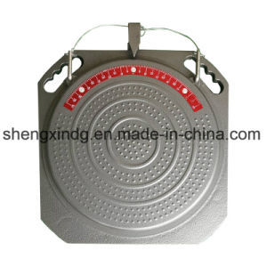 Wheel Turn Plate