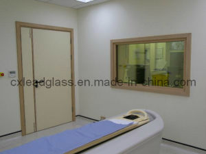 Lead Shielding Glass for X-ray Rooms, CT Scanners pictures & photos