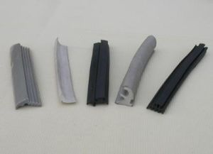 Rubber Sealing Strips for Car Door and Windows