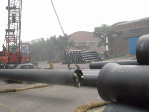 Cast Ductile Iron Pipe