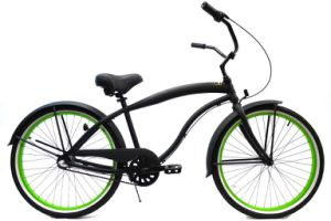 Alloy 26 Inch Mens′ Beach Cruiser Bike pictures & photos