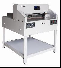 Yinghe New Model Programing Paper Cutter (YHQ-5508PX) pictures & photos