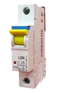 MCB(Mini Circuit Breaker) - LSN