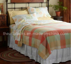 Washable Wool Plain Blanket; Plaid Blanket;