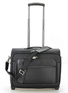 Black Color Trolley Luggage Bag for Business (ST7127) pictures & photos