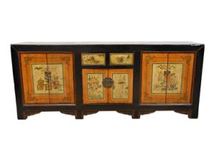 Chinese Antique Furniture Tv Cabinet Art 008