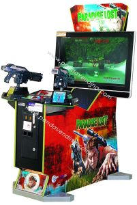 Simulation Shooting Game Machine (GM-G04, Paradise Lost) pictures & photos