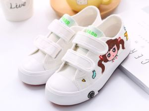 0e45048a04 Children Shoes Kids Canvas Shoes with Good Quality for 2 to 5 Years Old Kids