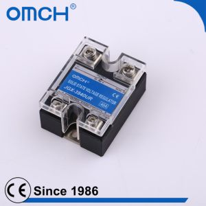 Omch Easy to Maintain Resistance Regulator DC Solid State Relay
