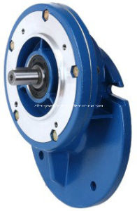 Power Transmission Mechanical PC Worm Gears with Pre-Stage Helical Unit