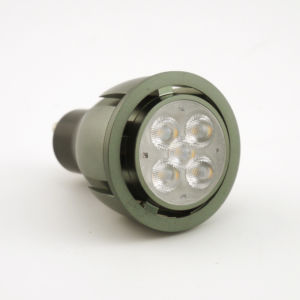 Aluminum 5W SMD LED Recessed GU10 Bulb Spotlight pictures & photos