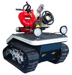 Firefighting Robot with Good Quality pictures & photos