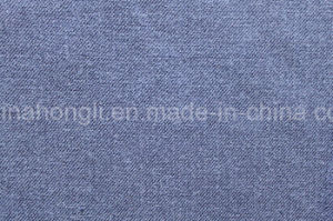Winter Fabric, Double Layer T/R Fabric, 87%Polyester 11%Rayon 2%Spandex, 490GSM pictures & photos