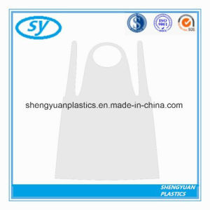 Good Quality HDPE Disposable Water Proof PE Aprons