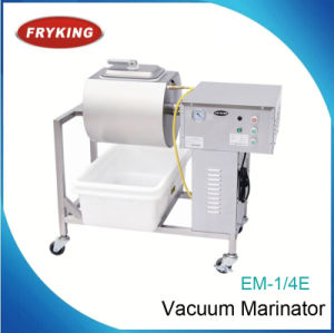 Em-1/4e Vacuum Pickle Meat Marinator Machine pictures & photos