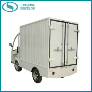 CE Electric Cargo Truck Freight Car (LQF090M)
