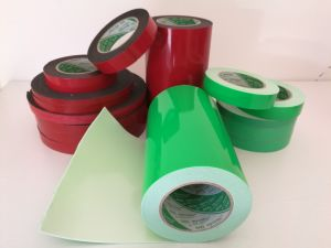 with Good Temperature Resistance PE Double Sided Tape