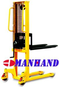 Winch Hand Stacker of Capacity 250-1000kg