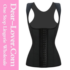 Cheap Latex Waist Training Underbust Corset pictures & photos
