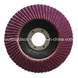 Abrasive Flap Disc for Steel (flapdisc10016)