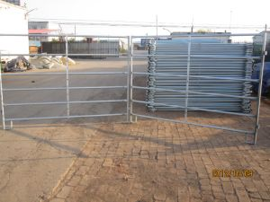 Easy Install Livestock Fence, Metal Panel pictures & photos