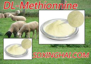 High Quality of Methionine in Feed Grade for Animals