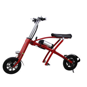Electric Bike Manufacturer Wholesale DC36V 250W Mini E-Bike Portable Folding Electric Bicycle / Folding Electric Bike