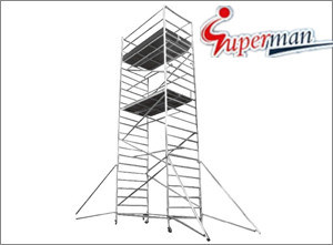 L0.8 X W2.0 Series Aluminum Scaffold Tower
